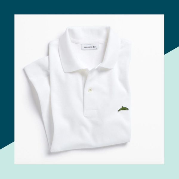 Lacoste's Reasoning for Replacing Its Classic Croc Logo Will Make You Cheer