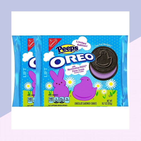 Peeps Oreos Have Returned for 2018 With 2 MAJOR Differences