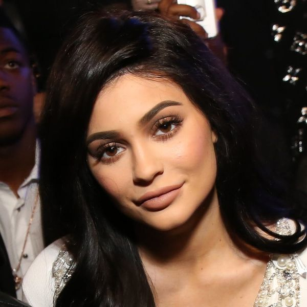See the Unexpected Accessory Kylie Jenner Wore for Her First Post-Pregnancy Appearance