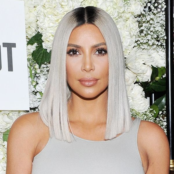 Here's Your First Glimpse at Kim Kardashian West's Baby Chicago