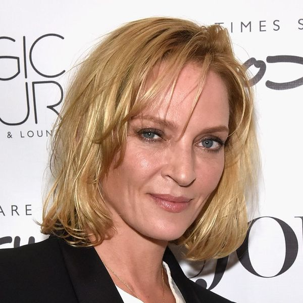 Uma Thurman Says Harvey Weinstein Attacked Her in a London Hotel Room