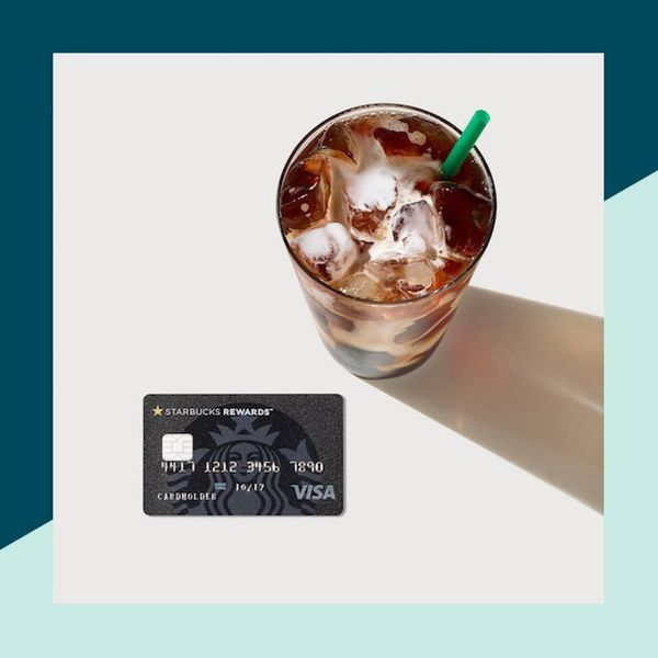 Starbucks Just Teamed Up With Chase to Bring You a Credit Card With Next Level Rewards