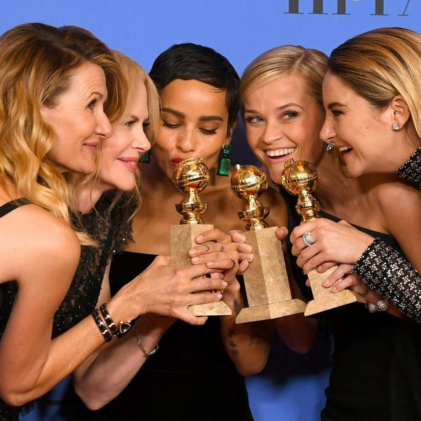 The 'Big Little Lies' Cast Spoke to the Power of Women at the 2018 Golden Globes