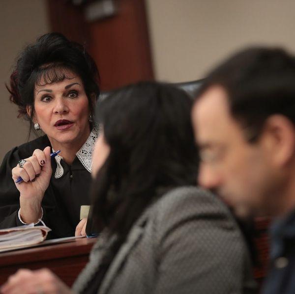 Judge Rosemarie Aquilina Is the Hero We Deserve in Larry Nassar Sentencing