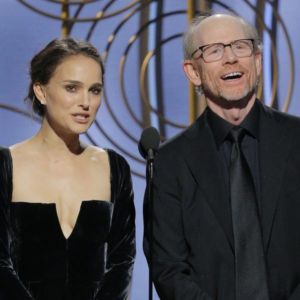 People Are Praising Natalie Portman for Calling Out the All-Male Director Nominees at the Golden Globes