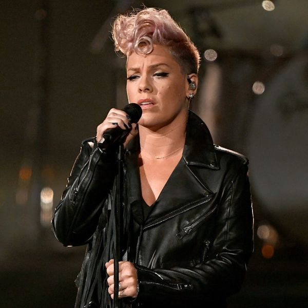 Pink Is Set to Sing the National Anthem at Super Bowl LII
