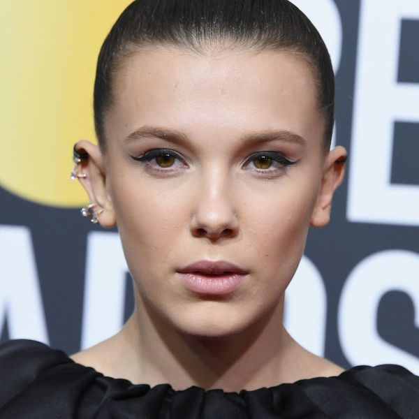 THIS Is What Millie Bobby Brown Wore on Her Lips to Keep Them Rosy on the Red Carpet