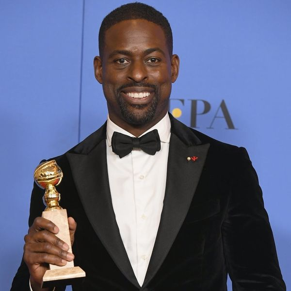 'This Is Us' Star Sterling K. Brown Made Golden Globes History