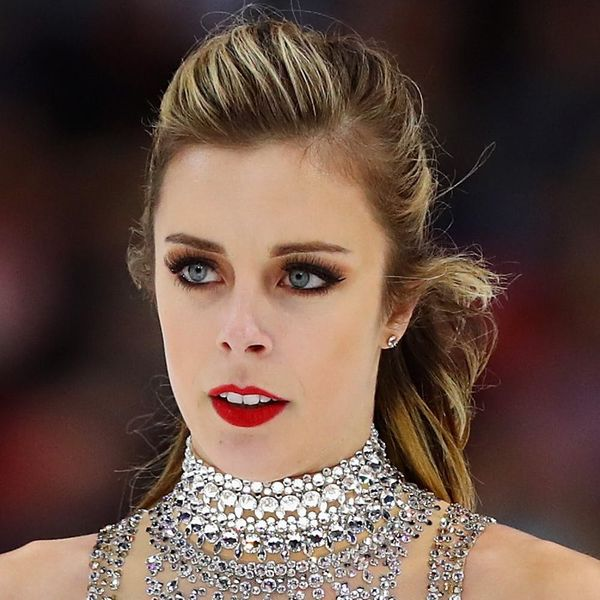 Figure Skater Ashley Wagner Had Some Harsh Words for Judges Prior to Being Cut from the 2018 Olympics Team
