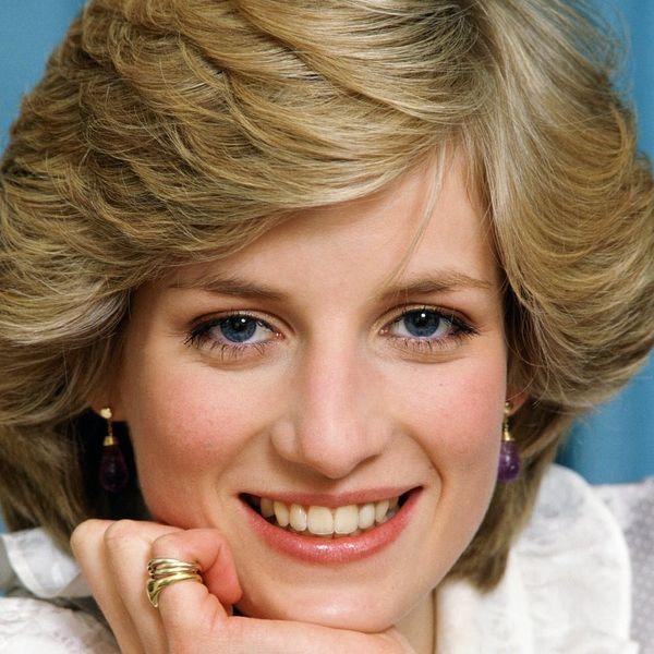 """How """"Vogue"""" Inspired Princess Diana's Signature Short 'Do"""