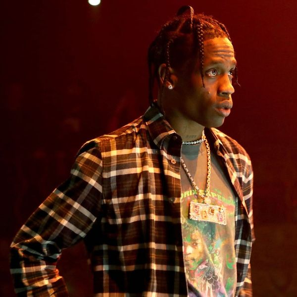 Travis Scott Has a Very Simple Response to the Kylie Jenner Pregnancy Rumors