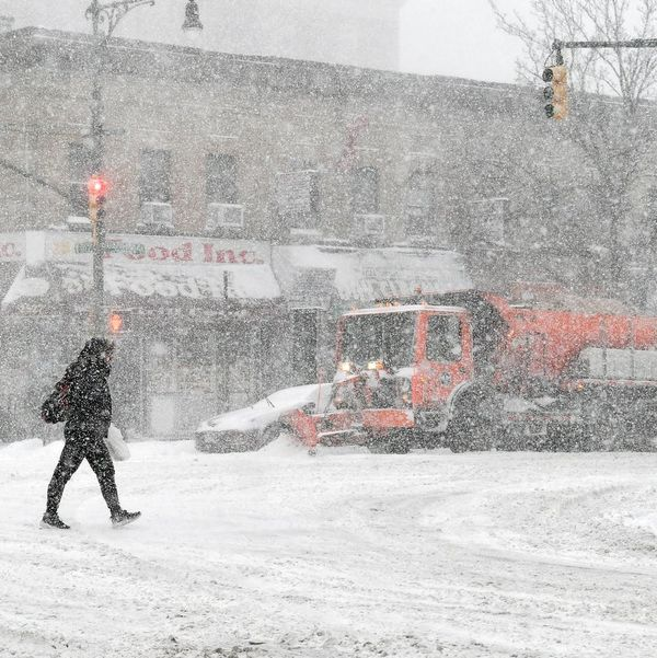 """A """"Bomb Cyclone"""" Is Pummeling the East Coast: Everything You Need to Know"""