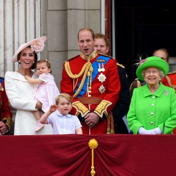There's One HUGE Detail That's Missing from the Royal Family's 2017 Highlight Reel