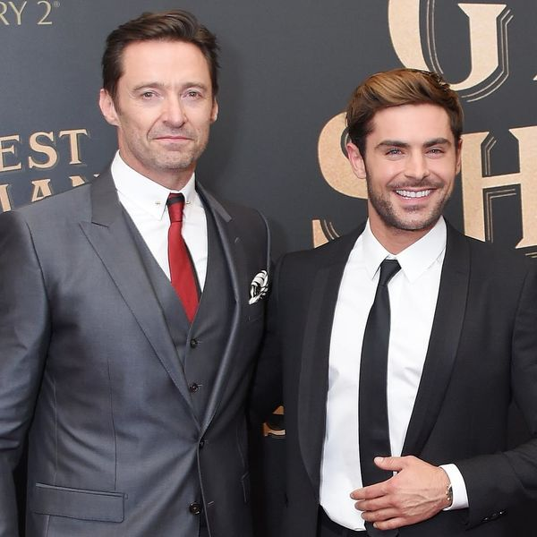 Zac Efron Reveals He Almost Died on a Bike Ride With Hugh Jackman