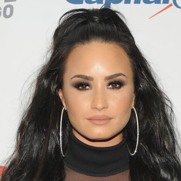 Demi Lovato's Latest Athleisure Collection Is All The Fitspo You'll Need for 2018