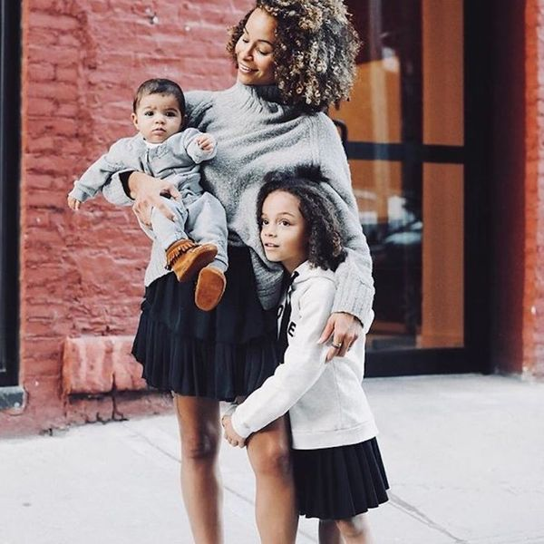 11 Surprisingly Chic Ways to Match Your Family's Outfits for Holiday Photos