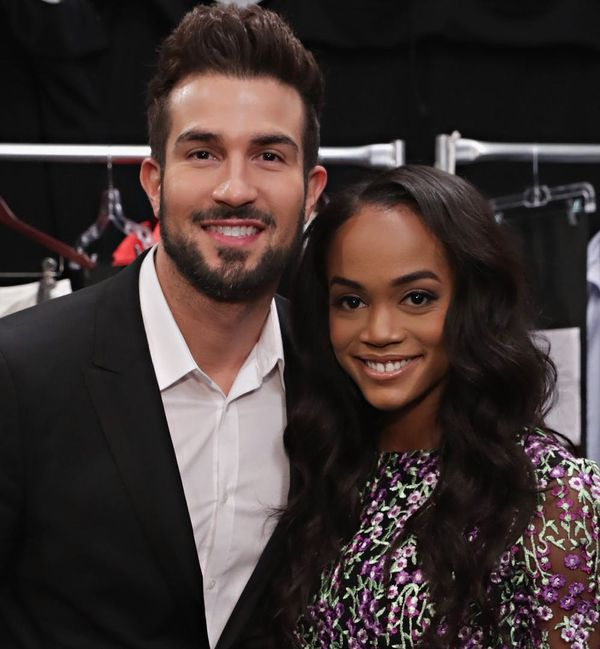 Rachel Lindsay Won't Be Wearing a Wedding Gown on Her Big Day