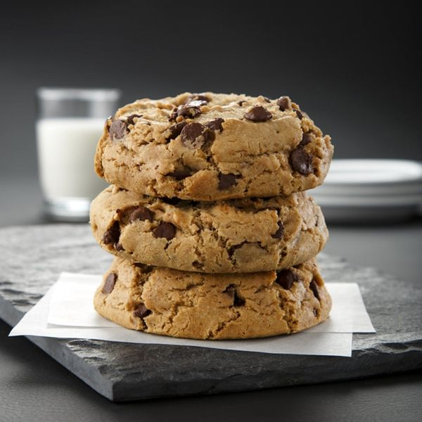 The Mrs. Fields Mega Cookie Is Something You Have to See to Believe
