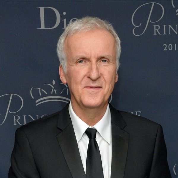 """James Cameron FINALLY Explains Why Jack Didn't Fit on the Door in """"Titanic"""""""