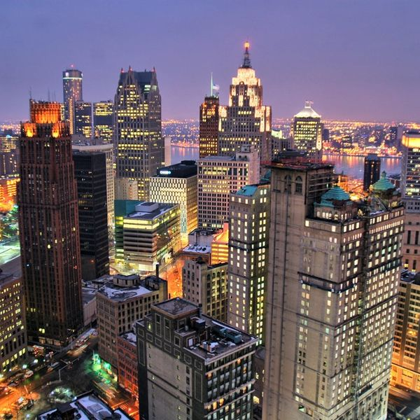 Why Detroit Is Now the Surprising City on Everyone's Travel Short List