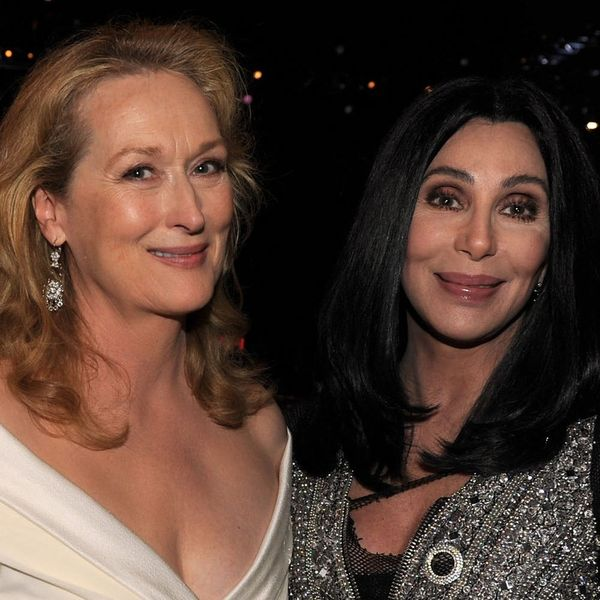 Meryl Streep Reveals She and Cher Once Took Down a Mugger Together
