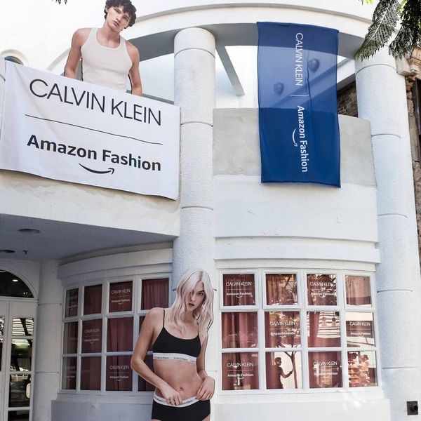 Monogram Your CK Skivvies at This New Amazon Holiday Pop-Up