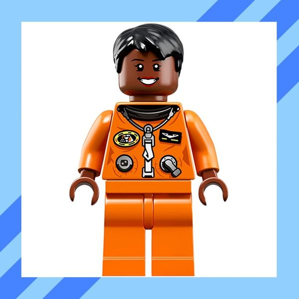 """The New """"Women of NASA"""" LEGO Set Is Out-of-This-World Perfection"""