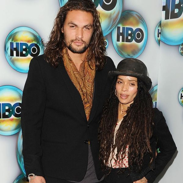 Jason Momoa and Lisa Bonet Have Reportedly Tied the Knot After 12 Years Together