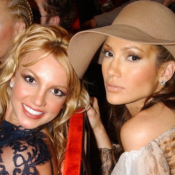 Check Out the Killer Kicks Jennifer Lopez Sent Britney Spears and Jenna Dewan Tatum