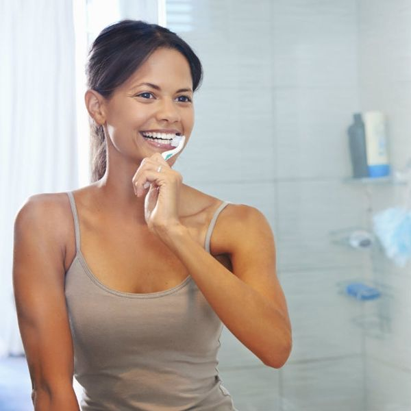Banish Your Bad Morning Breath With This Simple Solution