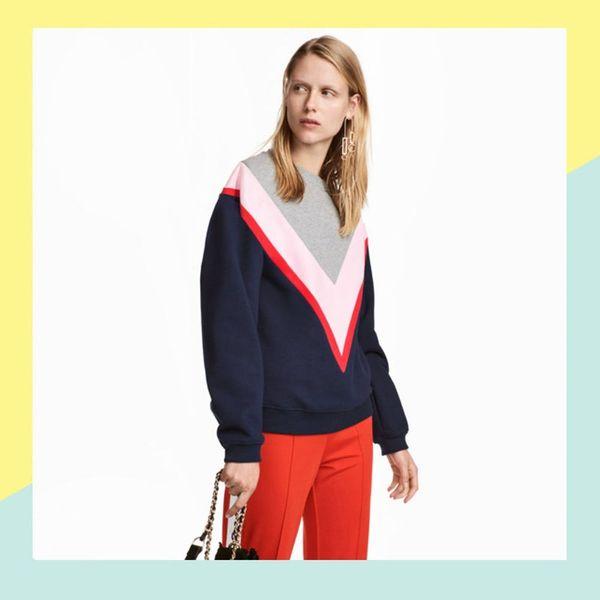 16 Upgraded Sweatshirts That Are Surprisingly Stylish
