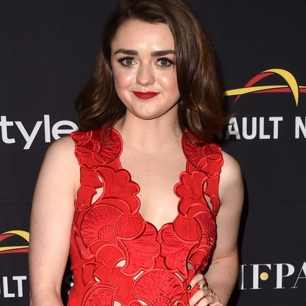 """Here's Your First Glimpse at Maisie Williams in X-Men's """"The New Mutants"""""""