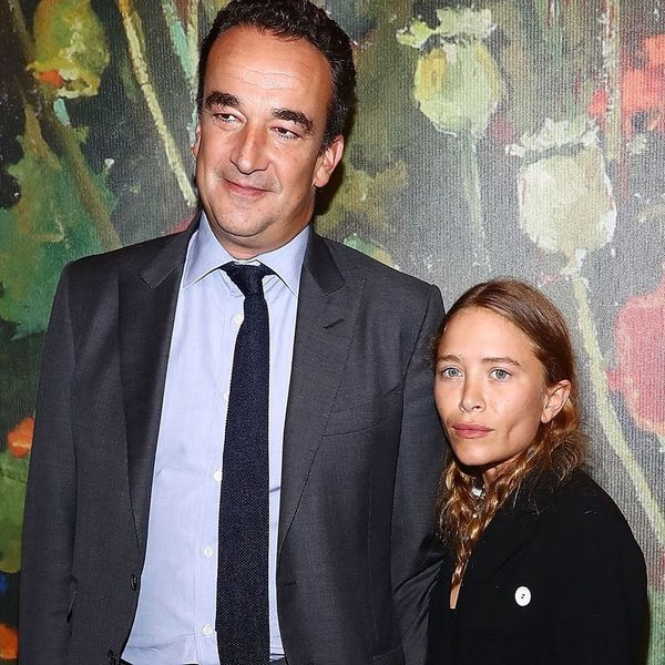Mary-Kate Olsen Makes Rare Red Carpet Appearance With Husband Olivier Sarkozy
