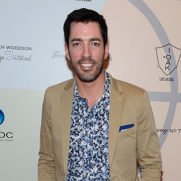 'Property Brothers' Star Drew Scott Is the First Official Cast Member of 'DWTS' Season 25