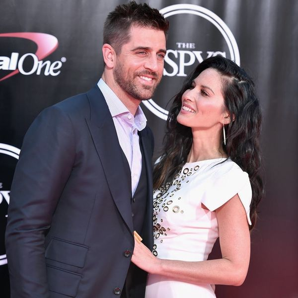 """Aaron Rodgers Has Finally Opened Up About His """"Difficult"""" Split from Olivia Munn"""