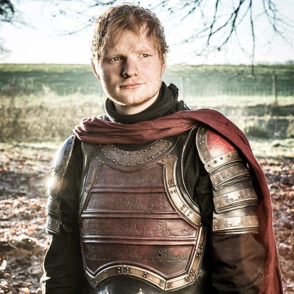 """Here's the Story Behind Ed Sheeran's """"Game of Thrones"""" Appearance"""