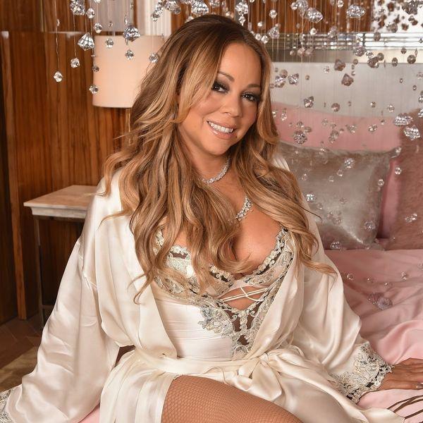 In Case You Were Wondering, Mariah Carey's Closet Is Insane