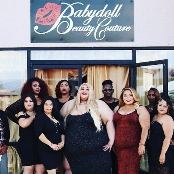 Frustrated by a Fat-Shaming Beauty Industry, This Makeup Artist Launched the World's First Plus-Size Beauty Salon