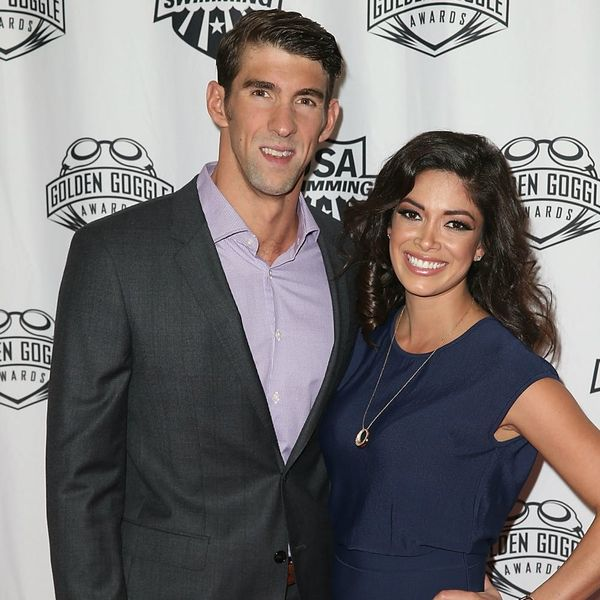 Michael Phelps Is About to Become a Daddy to Baby #2
