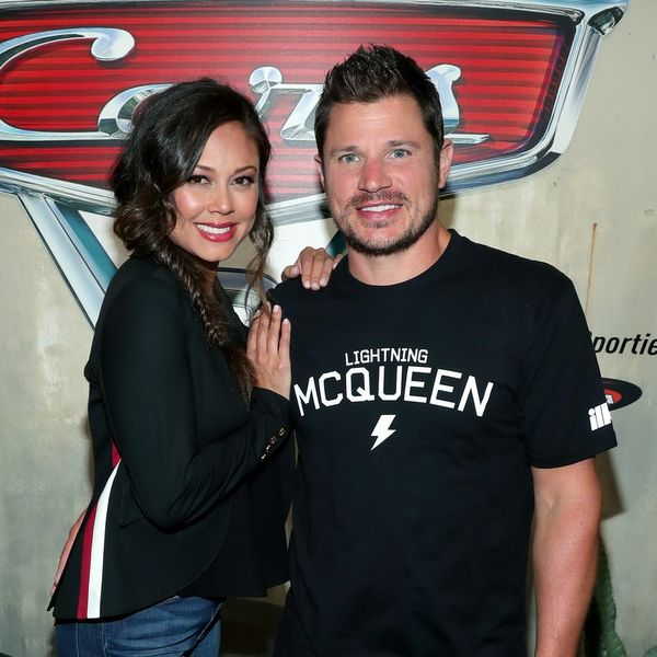 """Nick and Vanessa Lachey May Soon Be Facing Off Against One Another on """"DWTS"""""""