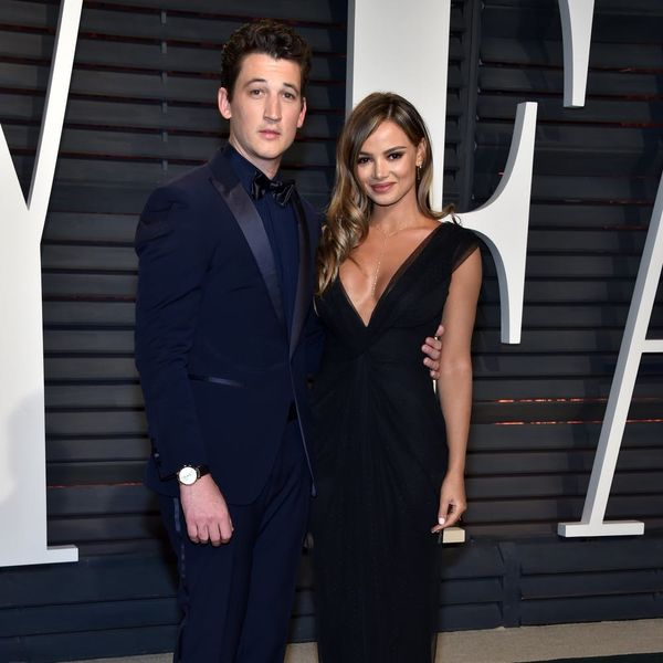 Miles Teller Is Engaged to Keleigh Sperry — and Her Ring Is Stunning!