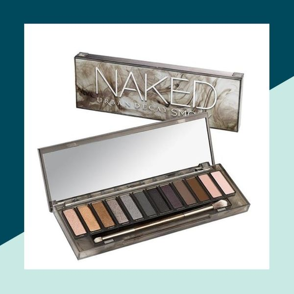 How to Score Urban Decay's Naked Smoky Palette for Half Off