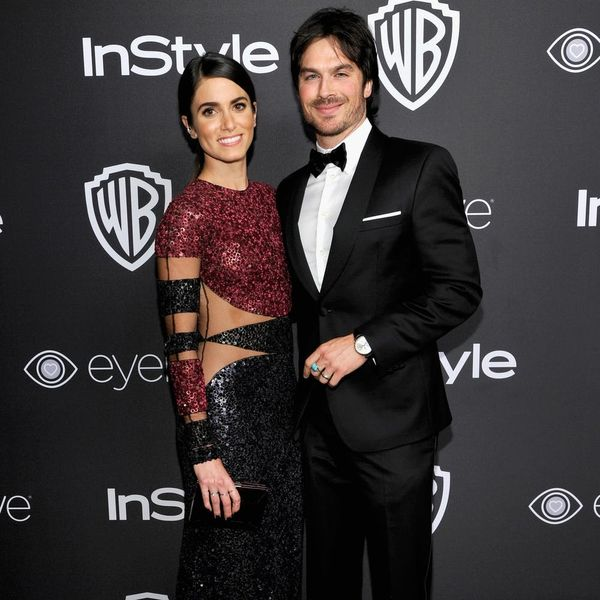 Ian Somerhalder's Note to Nikki Reed About Motherhood Will Give You All the Feels