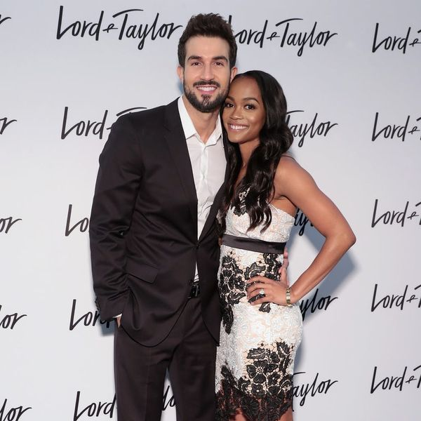 Rachel Lindsay Gets the Approval of Bryan Abasolo's Grandmother in Miami