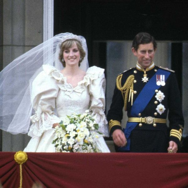 Princess Diana's Wedding Shoes Carried a Hidden Message