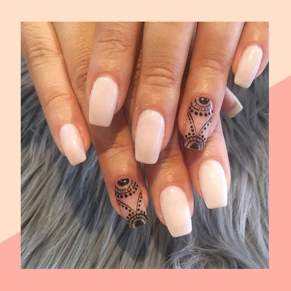 14 Fall Nail Art Trends You Can Try Now