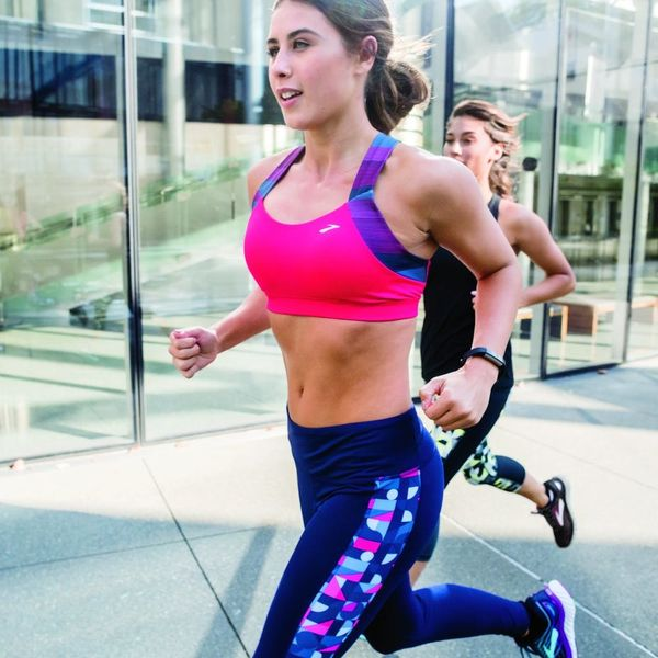 This Is the Key to Finding the Right Sports Bra