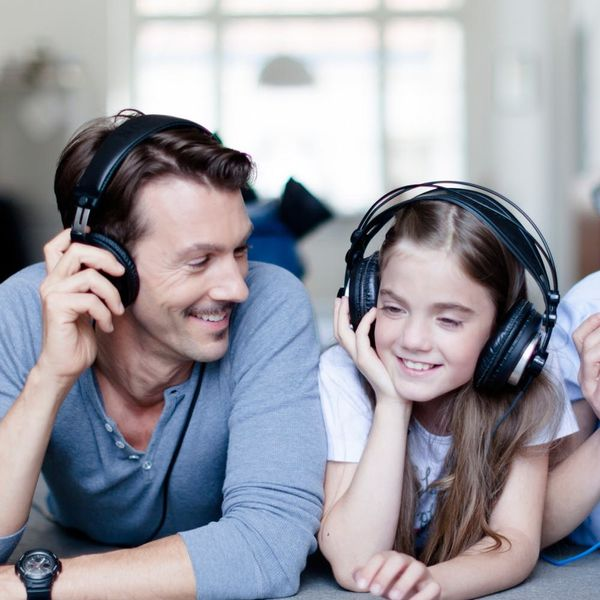 A Musician's Top 10 Albums to Inspire Creative Dads