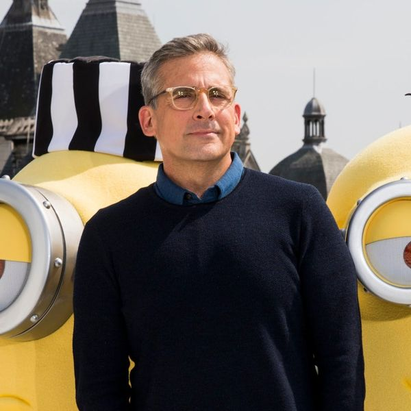 Silver Fox Steve Carell Has the BEST Response to His Hottie Status