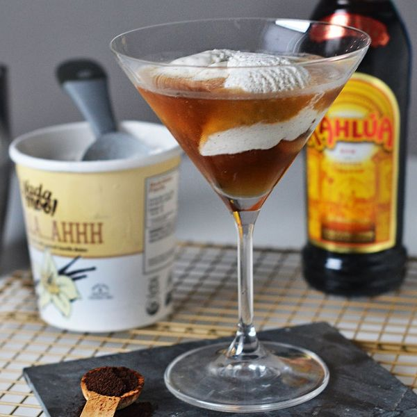 This Affogato Martini Is the Ice Cream Cocktail Recipe You Need for Summer
